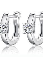 Women's high quality Sterling Silver Earrings