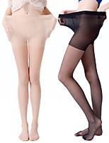 Vêtement de nuit Femme Jarretière/Ultra Sexy/Costumes Nylon