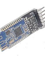 Transparent HM-10 Serial Bluetooth 4 Module Bluetooth Serial Logic Level Conversion / Anti