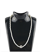 Miss ROSE®Beautiful Zircon Pearl Necklace