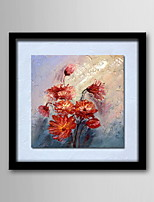 Oil Painting Modern Abstract Hand Painted Canvas Solid Wood Frame Frameless Paintings