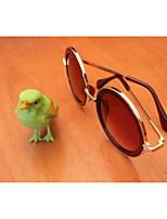 Delicate Metal Frame Sunglasses