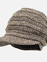 Kenmont Unisex Men Women Knitted Cap Outdoor Warm Wool Hat 1523