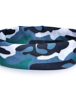 P842 Camouflage Pattern Outdoor Multifunctional Seamless Headscarf - Multicolor (49 x 24cm)