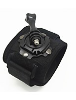 360-degree Rotation, New Wrist Mount with screw for GoPro Hero 3+/3/2/1