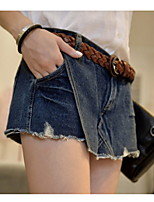 Women's Casual Shorts (Denim)