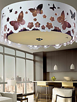 Chandeliers LED Modern/Contemporary Living Room/Bedroom/Dining Room/Study Room/Office Metal