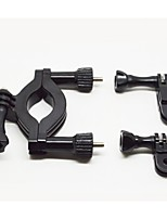 Motorbike Roll Bar Mount, with Three-way Adjustable Pivot Arm,   for diameter 3.5-6.35CM, for Gopro Hero 3+/3/2/1