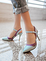 Women's Shoes Stiletto Heel Pointed Toe Sling Back Pumps Shoes More Colors available