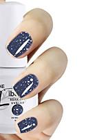 LIBEINE 1pc Soak Off 15 ML UV Gel Nail Polish Color Gel Polish 013# Midnight Blue