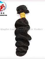 6A LXBD 2015 Hot Sale Natural Colour Loose Wave Virgin Malaysian Hair Weave