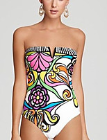 Women's Neoprene Bikinis Swimsuit Set Push Up Bikini Set