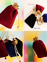 12 Piece/Set Favor Holder - Creative Nonwoven Fabric Favor Bags Non-personalised