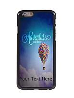 - für iPhone 6 - modern/Karton/Spezielles Design/Sport/Totenschädel/Leopard Muster - Plastik/Metall - Mehrfarbig