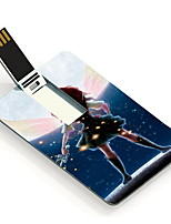 64GB The Girl Design Card USB Flash Drive