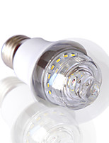 1 pcs E26/E27 9 W 44pcs SMD 3014 800lm+/-10% LM  Warm White/Cool White/Natural White A Dimmable