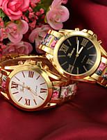 Men's Quartz Analog Calendar Dress Wrist Watch (Assorted Colors)