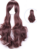 Natual Drag Queen Harajuku Cheap Cosplay Wigs Peruca Synthetic Wig Women Lolita Anime Wig Cosplay Hair Wigs Long Curly
