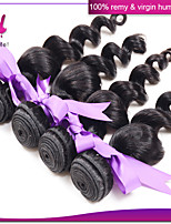Indian virgin hair loose body wave hair 1pcs/lot human loose wave hair 10