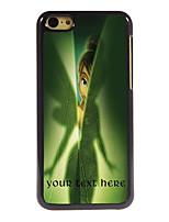 Personnalisé étui de téléphone - Multicolore  - en Plastique/métal - iPhone 5c