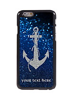 Personalized Gift The Anchor Design Aluminum Hard Case for iPhone 6