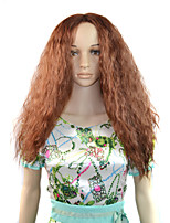 Fashion Cosplay Curly  Hair Wigs Synthetic Hair Wigs