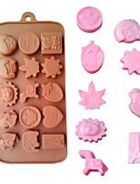 Trojan Eiffel Tower Shaped Baking Molds Ice/ Chocolate / Cake Mold