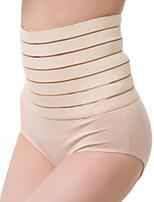 Para Mujer Bragas Panti Modelador - Algodón/Fibra de Bambú