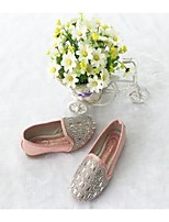 Girls' Shoes Casual Closed Toe Flats Pink
