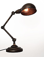 WestMenLights Industrial Gooseneck Desk Table Lamp Black Retro Antique Reading Lights