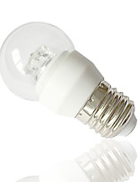 2 pcs 2015 new design 3W P45 LED Bulb 250lm+/-10% LM 3000K, 5000K, 6500K K Warm White/Cool White/Natural White BRGlobe