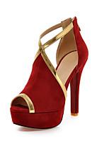 Women's Shoes Stiletto Heel Peep Toe Sandals More Colors available