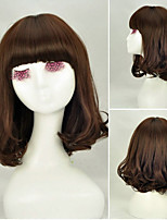 High Quality Fashion Temperament of Pear Flower Hot Hair Wigs