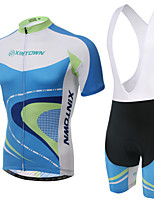 WEST BIKING® Men's Mountain Bike Clothing Bib Suit Breathable Riding Field Wicking Cycling Clothing Bib Short Suit