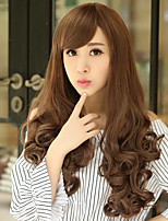 Wave Hair Wigs Long Hair Wave Synthetic Hair Wigs New Style