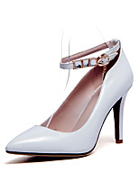 Women's Shoes Stiletto  Heel Pointed Toe Ankle Strap Pumps Shoes More Colors available