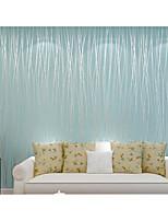 moderne tapet stribe 0.53m * 10m vægbeklædning ikke-vævede papir væg kunst
