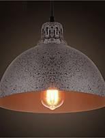 Lampe suspendue - Traditionnel/Classique/Vintage/Saladier - avec Style mini - Métal