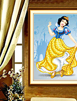 5D Dimensional Cartoon Characters Snow White Diamond Paint New Paintings Sticky Diamond Stitch Living Room