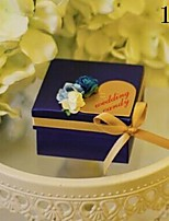 1 Piece/Set Favor Holder - Cubic Card Paper Favor Boxes/Gift Boxes Personalized