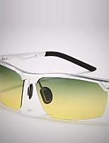 Men 's 100% UV400 Wrap Sunglasses
