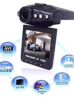 F198B Car Recorder HD DVR 2.5