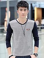 Han&Chloe®Men's Fashion Printed Long-Sleeved T-Shirt