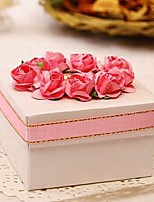 10 Piece/Set Favor Holder - Cubic Card Paper Favor Boxes/Gift Boxes Personalized