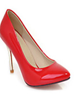 Women's Shoes Synthetic Stiletto Heel Heels/Basic Pump Pumps/Heels Office & Career/Dress/Casual