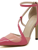 Women's Shoes  Stiletto Heel Heels Pumps/Heels Party & Evening/Dress Black/Pink
