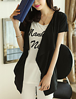 Women's Black T-shirt , Round Neck Short Sleeve