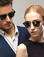 100% UV400 Anti-Radiation Browline Sunglasses