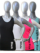 Cotton/Lycra Dance Long Top More Colors for Girls and Ladies