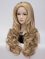 European And American Fashion High Quality Synthetic Hair Wigs